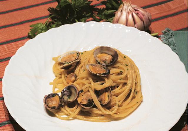 Spaghetti Ipo Vongole