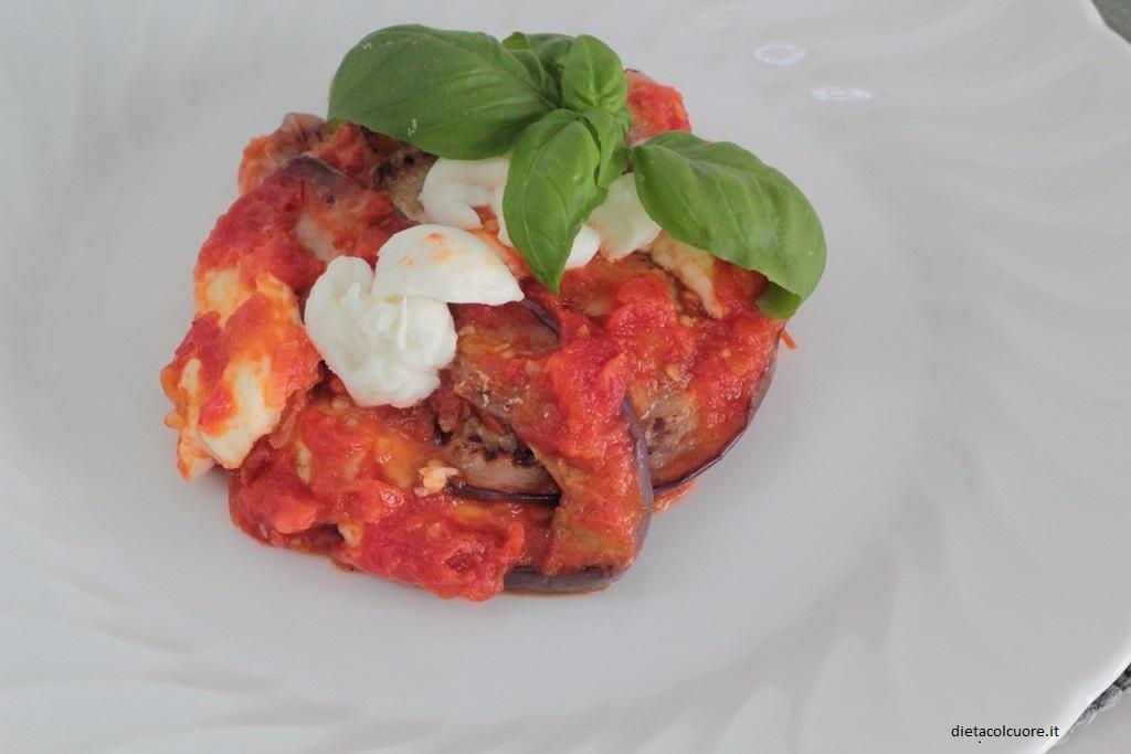 dietacolcuore_melanzane alla parmigiana
