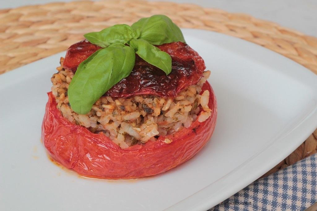 dietacolcuore_pomodori ripieni di riso