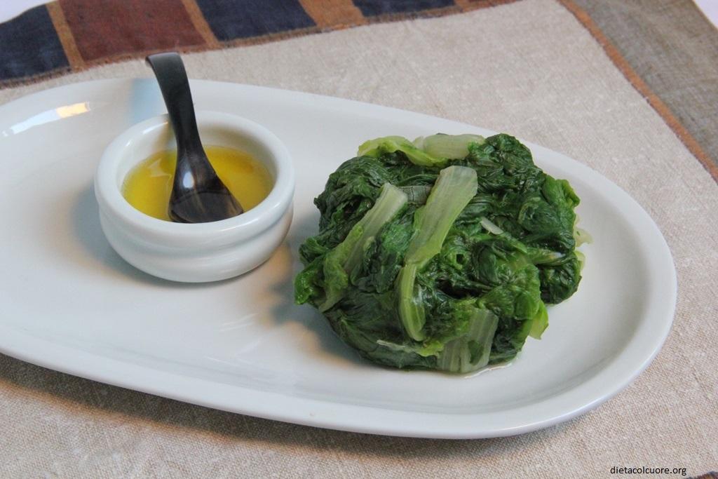 dietacolcuore_lattuga lessata in insalata
